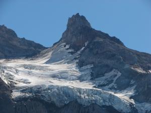Reid Glacier & Illumination Rock